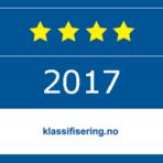 Hotellstjerner og klassifisering